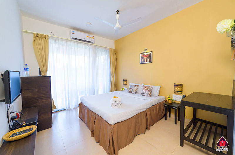 Couple Room at Bougainvillea Alibaug